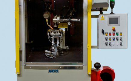 Automatische Schweißmaschine mit Einzelstation ASJ