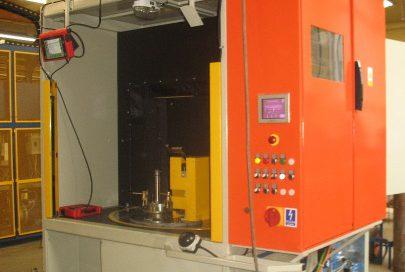 ASDo Zwei-Stationen-Schweißmaschine