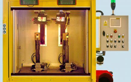 Zwei-Stationen-Schweißmaschine ASD