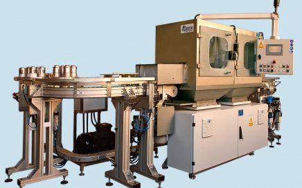 Maszyna do mycia tłoków - widok ogólny