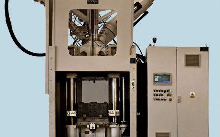 Hydraulische Presse zur Herstellung von Gummiteilen REP